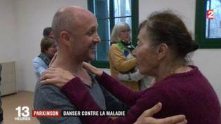Le tango pour soulager les malades de Parkinson (FRANCE 2)