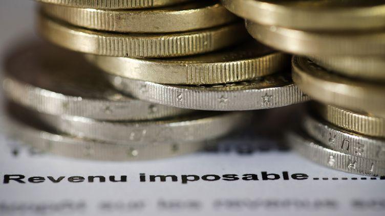 60% des Français sont favorables à la taxe sur les très hauts revenus. (JOEL SAGET / AFP)