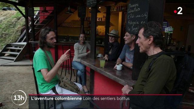 Feuilleton : l'aventure colombienne (3/5)