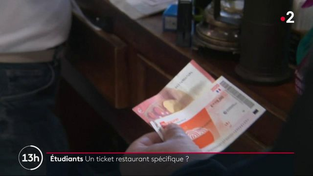 Précarité étudiante : un nouveau ticket restaurant pourrait voir le jour