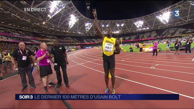 Mondiaux d'athlétisme : le roi Usain Bolt déchu