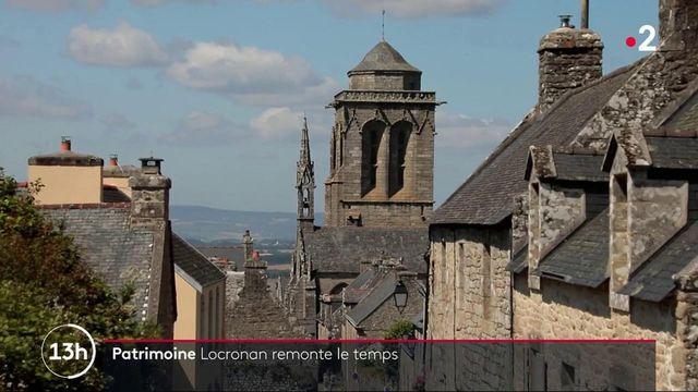 Finistère : à la découverte du village de Locronan, chargé d'histoire et de traditions