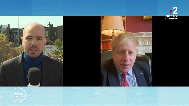 Coronavirus : le Premier ministre britannique, Boris Johnson, testé positif