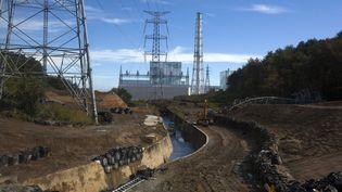 Les unités 5 et 6 de la centrale de Fukushima (Japon), le 12 novembre 2011. (DAVID GUTTENFELDER / POOL / AFP)