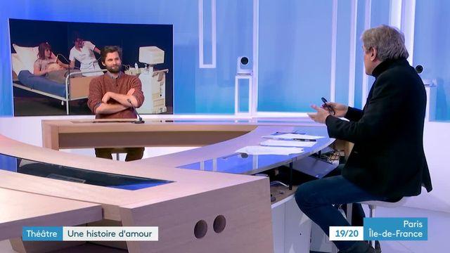 Interview d'Alexis Michalik