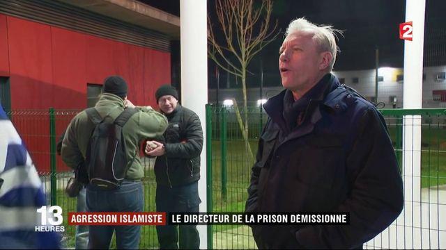 Agression islamiste : le directeur de la prison de Vendin-le-Vieil démissionne