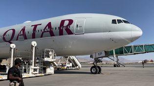 La compagnie aérienne Qatar Airways pourra désormais desservir n'importe quelle ville en Europe sans aucune restriction de capacités ou de fréquences de vols. (ANNE LEVASSEUR / AFPTV)