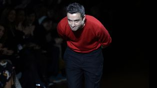 Guillaume Henry quitte la direction artistique de Carven  (BERTRAND GUAY / AFP)