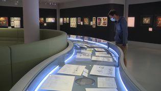 Le musée de la BD d'Angoulême a accueilli 32% de visiteurs en plus, cet été, par rapport à l'année dernière à la même époque. (C. Landais / France Télévisions)
