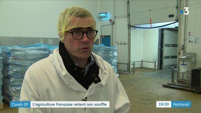 Covid-19 : l'agriculture commence à ressentir les effets de l'épidémie