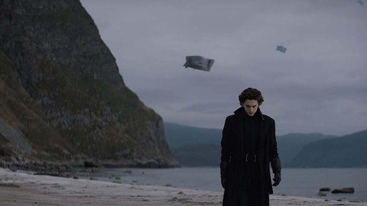 """""""Dune"""" avec Timothée Chalamet (Warner Bros. France)"""