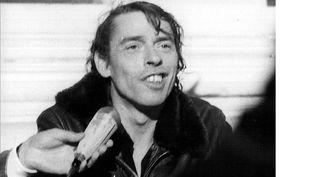 Jacques Brel, à Bruxelles, le 18 août 1972. (MAXPPP)