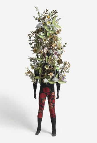 Nick Cave - Soundsuit (2008)  (Brooklyn Museum 2008 United States)