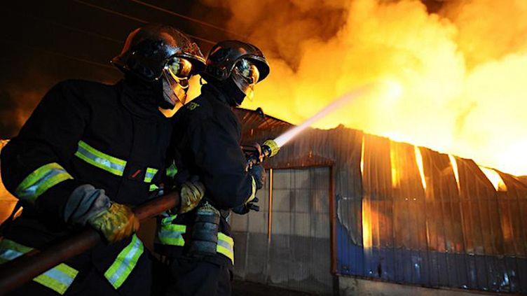 Les pompiers surexposés à l'amiante