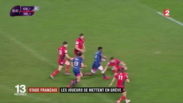 Rugby : les joueurs du Stade Français en grève contre la fusion avec le Racing 92