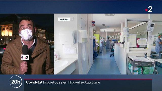Covid-19 : hausse des cas en Nouvelle-Aquitaine, le CHU de Bordeaux reporte des opérations