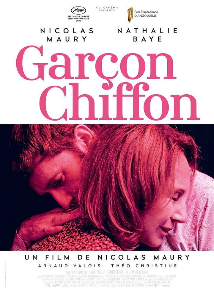"""L'affiche de """"Garçon chiffon"""" de Nicolas Maury. (Les Films du Losange)"""