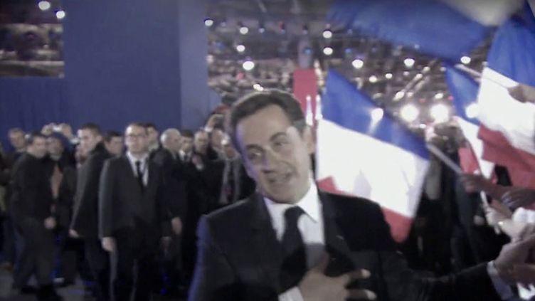 Affaire Bygmalion : l'ancien président de la République Nicolas Sarkozy condamné à un an de prison (FRANCE 2)