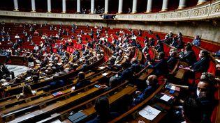Le vote solennel doit avoir lieu le 6 octobre, après les questions au gouvernement. (THOMAS PADILLA / MAXPPP)