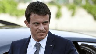 Manuel Valls, candidat à la primaire de la gauche. (AFP)