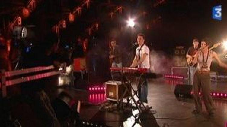 Le groove du  groupe lyonnais Laomé  (Culturebox)