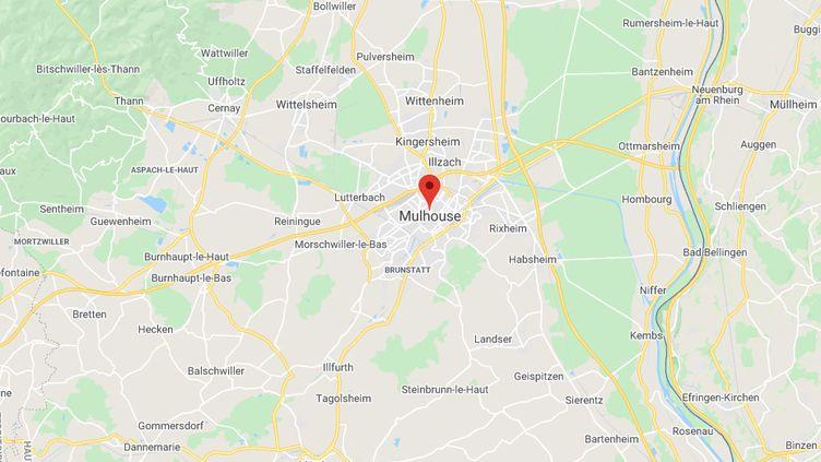 Mulhouse (Haut-Rhin) (GOOGLE MAPS)