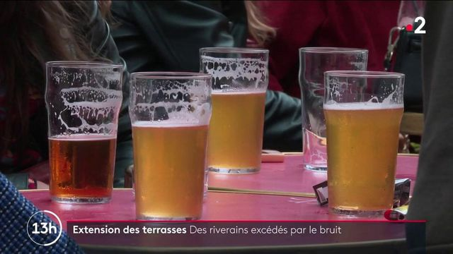 Restauration : Le bruit des terrasses éphémères parisiennes fait craquer les riverains