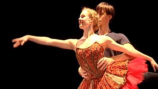 Soiréedanseurs chorégraphes de l'opéra à l'espace Diamant d'Ajaccio  (France 3 / Culturebox)