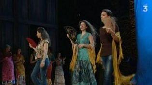 Stéphanie d'Oustrac prépare Carmen à l'Opéra de Lille  (Culturebox)