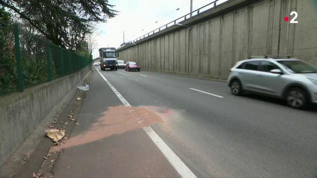 Interpellation à Lyon : un policier renversé volontairement par un fourgon