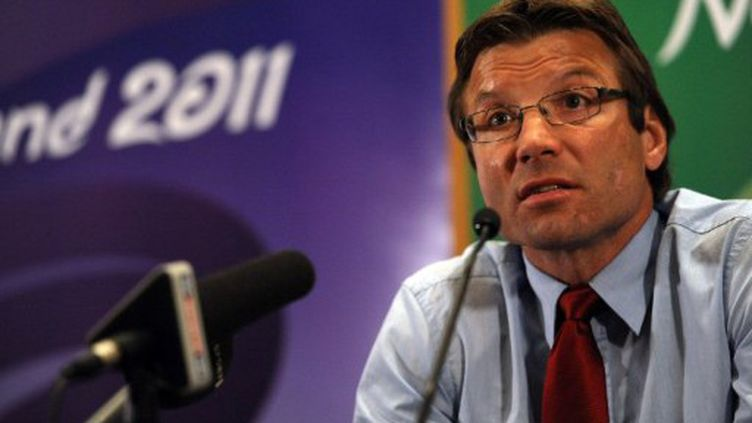 Rob Andrew, directeur du rugby professionnel en Angleterre a été démis de ses fonctions