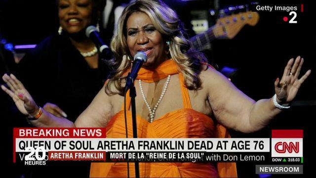 Aretha Franklin : hommages à la reine de la soul