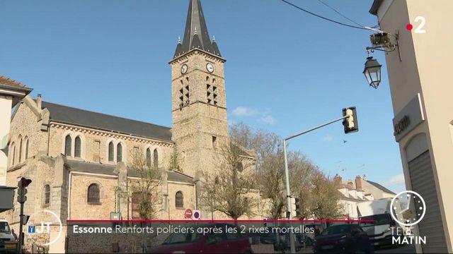 Essonne: des renforts policiers pour rassurer la population après deux rixes mortelles