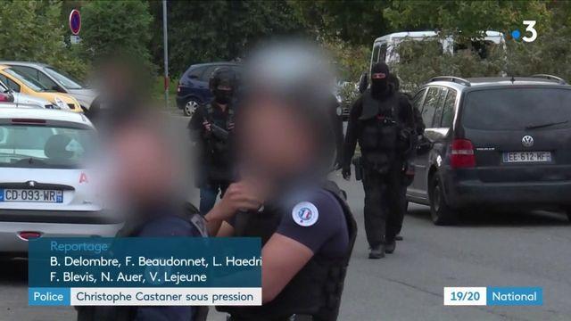 """Attaque à la préfecture de police : mis sous pression, Castaner évoque un """"dysfonctionnement d'État"""""""