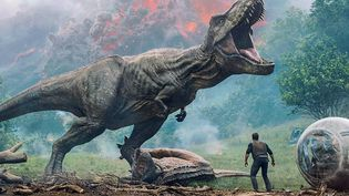 """Jurassic World : Fallen Kingdom"" de Juan Antonio Bayona  (Universal Pictures International France)"