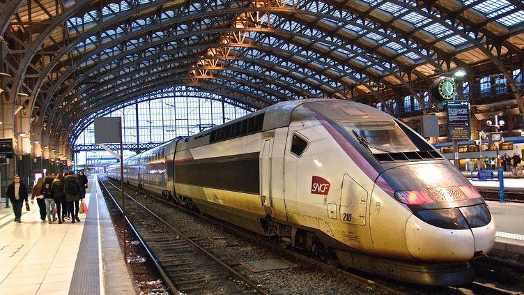 Un rapport remis jeudi 15 février au gouvernement préconise de profondes réformes de la SNCF. (MAXPPP)