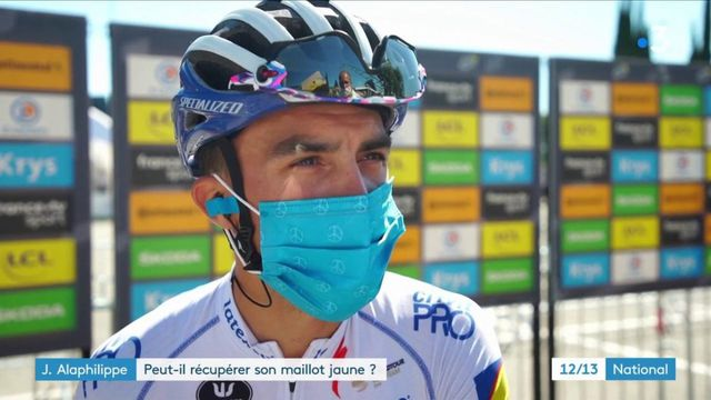 Tour de France : Le Teil reprend son souffle