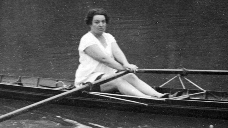 Alice Milliat, pionnière du combat pour la reconnaissance des femmes dans le monde du sport.