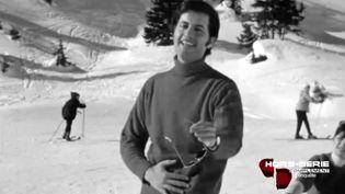 Joe Dassin à Avoriaz dans les années 70 (FRANCE 2 / FRANCETV INFO)