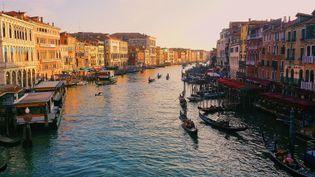 Venise. Le Grand Canal. (Unsplash@Pixabay)