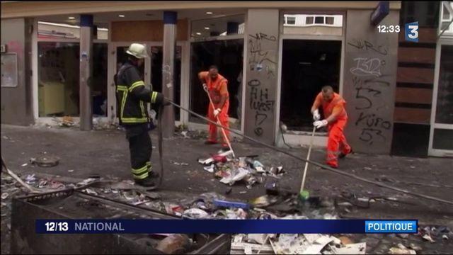 Sommet du G20 : violences à Hambourg