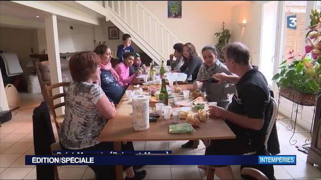 Inondations : la solidarité s'organise à Saint-Mammès
