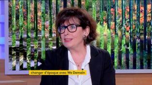 Armelle Oger (FRANCEINFO)