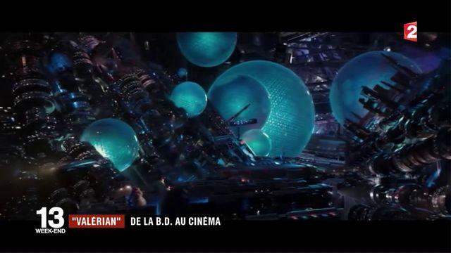 """""""Valérian"""", le plus gros budget du cinéma français"""