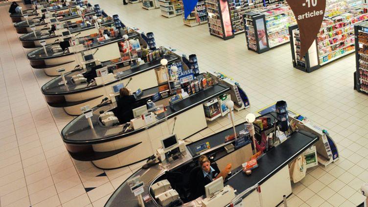 (L'affaire a commencé dans un hypermarché Leclerc © MAXPPP)