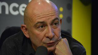 François Lenglet, journaliste spécialisé en économie à France Télévisions. (Jean-Christophe Bourdillat / Radio France)