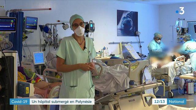 Covid-19 : la Polynésie Française dépassée par la pandémie