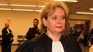 """(La juge de Nanterre Isabelle Prévost-Desprez comparaît lundi et mardi à Bordeaux pour """"violation du secret professionnel"""" dans l'affaire Bettencourt © Maxppp)"""