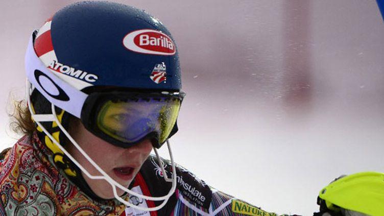 La skieuse américaine Mikaela Shiffrin