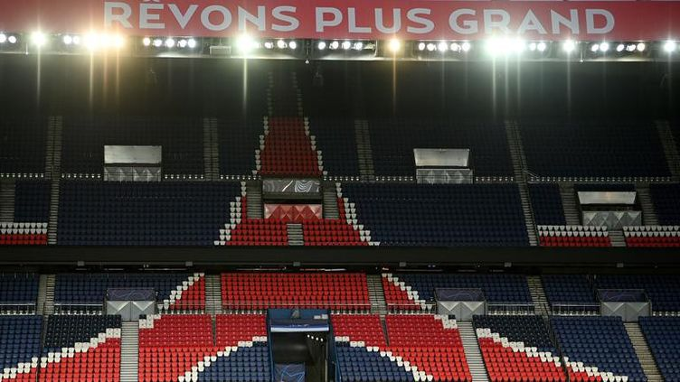 Le Parc des Princes, le 2 octobre 2018. (FRANCK FIFE / AFP)